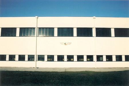 Hangar no.3 at Casement Military Aerodrome