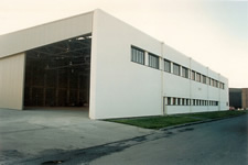 Hangars, Workshops & Offices at Baldonnell