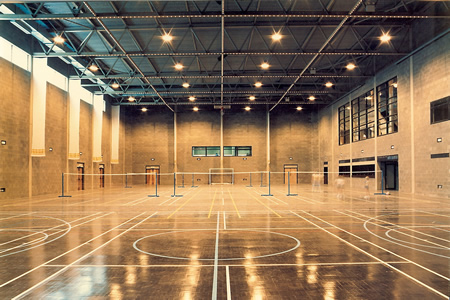 A.L.S.A.A. 50m Multi-function Sports Hall, Dublin Airport
