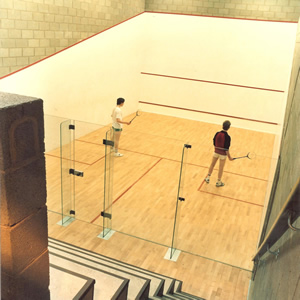 Squash Courts Centre, Dublin Airport
